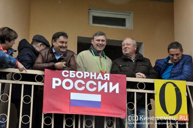 В Ивановской области сыграли звезды советского и российского футбола фото 14