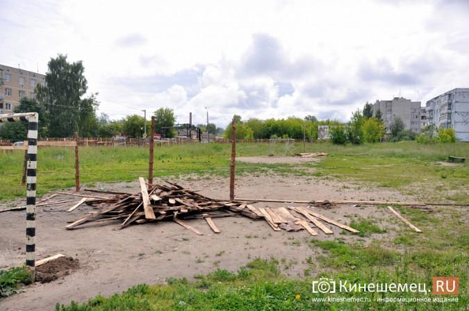 На улице Менделеева в Кинешме появится современная спортивная площадка фото 4