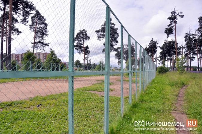На улице Менделеева в Кинешме появится современная спортивная площадка фото 10