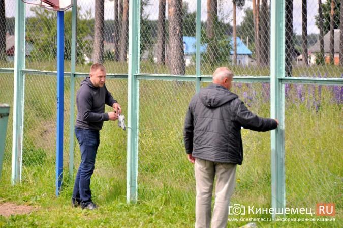 На улице Менделеева в Кинешме появится современная спортивная площадка фото 9