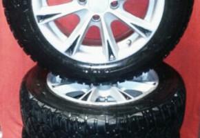 Колёса R14 Avatyre Freeze на ВАЗ, зима