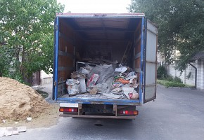 Вывоз мусора, хлама