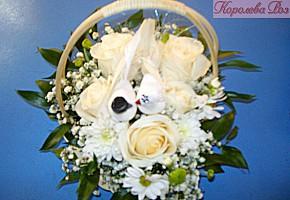 Салон цветов «Королева роз» фото 1