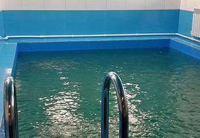 Новая сауна на ДХЗ с Большим Бассейном фото 7