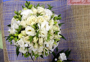 Салон цветов «Королева роз» фото 9