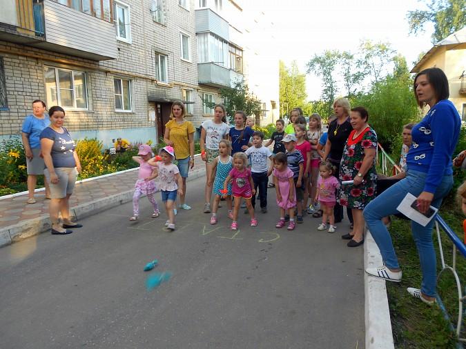 В микрорайоне «Поликор» прошел детский праздник фото 8