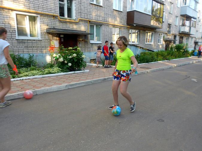 В микрорайоне «Поликор» прошел детский праздник фото 6