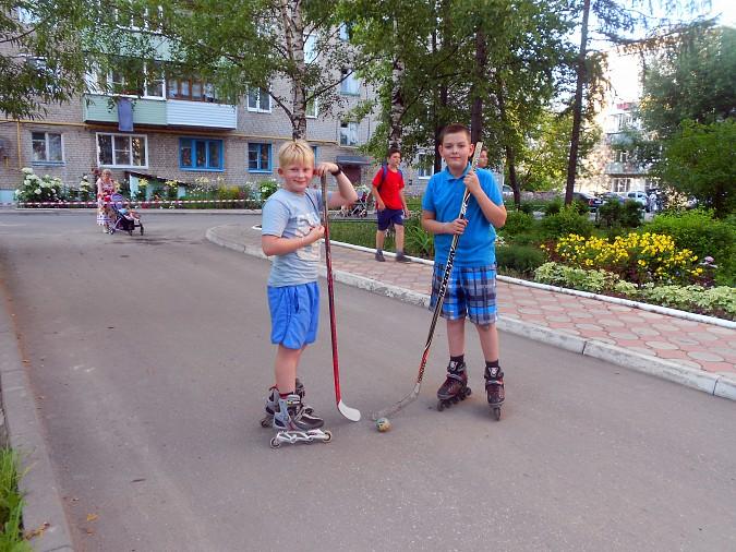 В микрорайоне «Поликор» прошел детский праздник фото 3