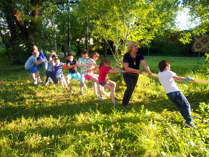 В микрорайоне «Поликор» прошел детский праздник фото 7