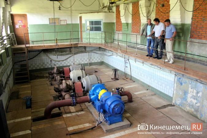 На кинешемских водозаборных сооружениях установлено новое оборудование фото 2