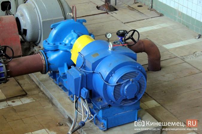 На кинешемских водозаборных сооружениях установлено новое оборудование фото 3