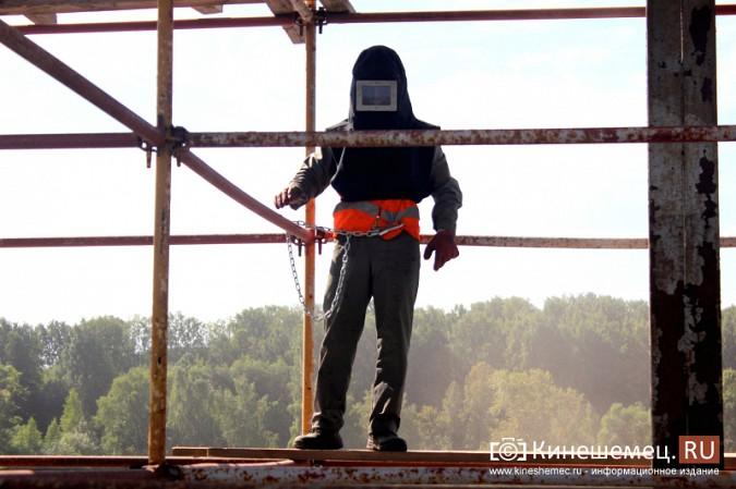 Глава Кинешмы просит ремонтировать Никольский мост в круглосуточном режиме фото 8