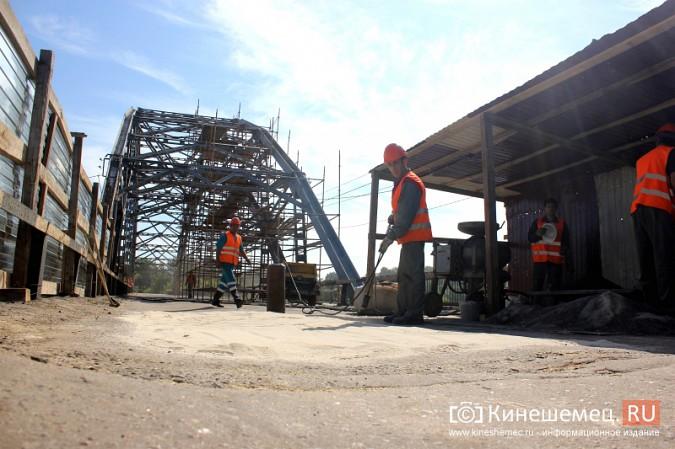 Глава Кинешмы просит ремонтировать Никольский мост в круглосуточном режиме фото 2