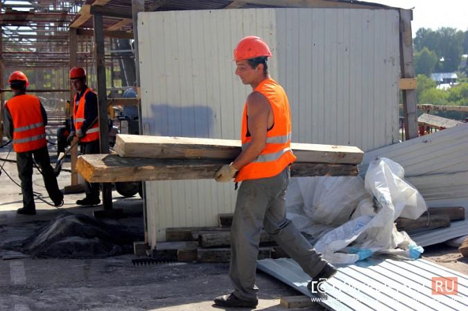 Глава Кинешмы просит ремонтировать Никольский мост в круглосуточном режиме фото 6