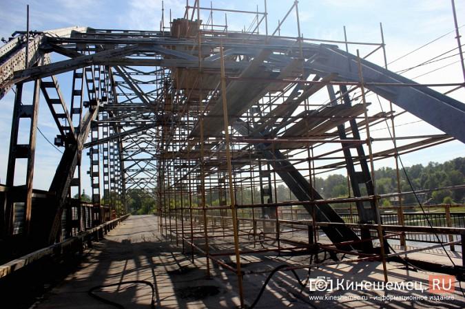 Глава Кинешмы просит ремонтировать Никольский мост в круглосуточном режиме фото 4