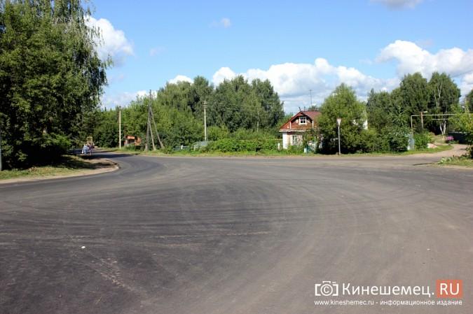 В Кинешме завершается капитальный ремонт улицы Веснина и продолжается на Баха фото 7