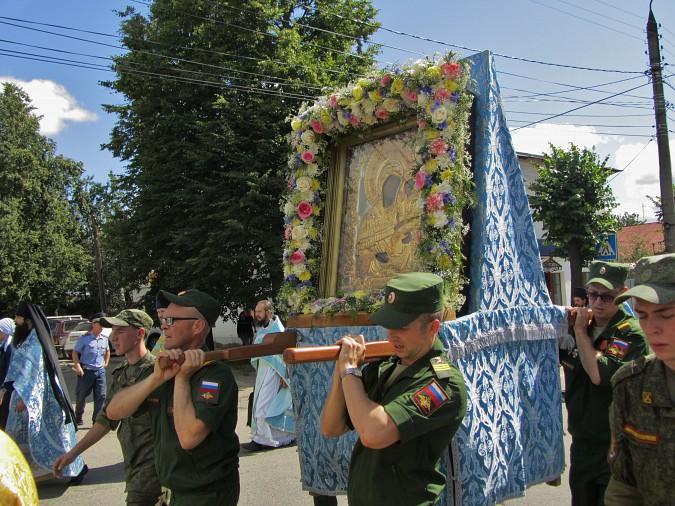 В Шуе прошли торжества в честь своей чудотворной иконы фото 2