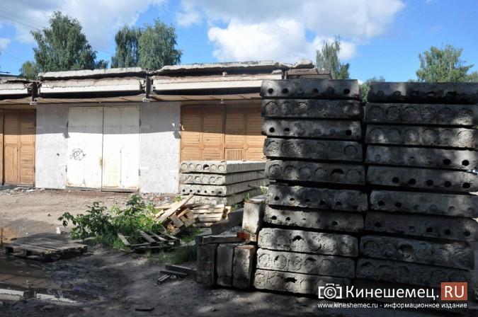 Кинешемцы напуганы ходом работ по реконструкции магазина на улице Маршала Василевского фото 13