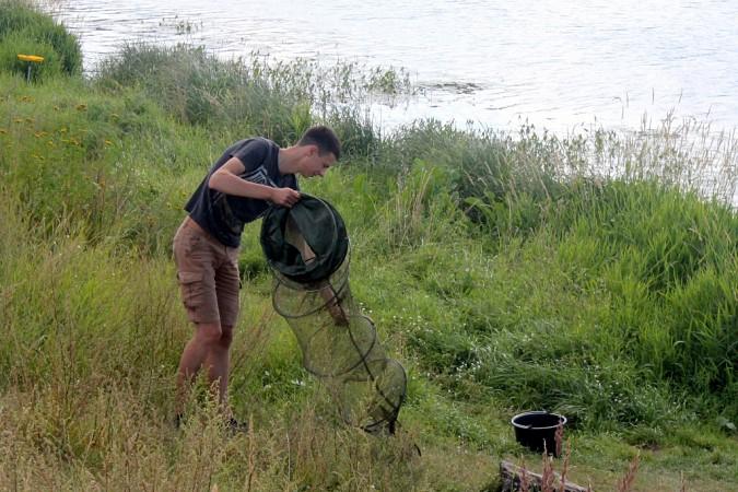 В Кинешме соревновались в ловле на поплавочную удочку фото 5