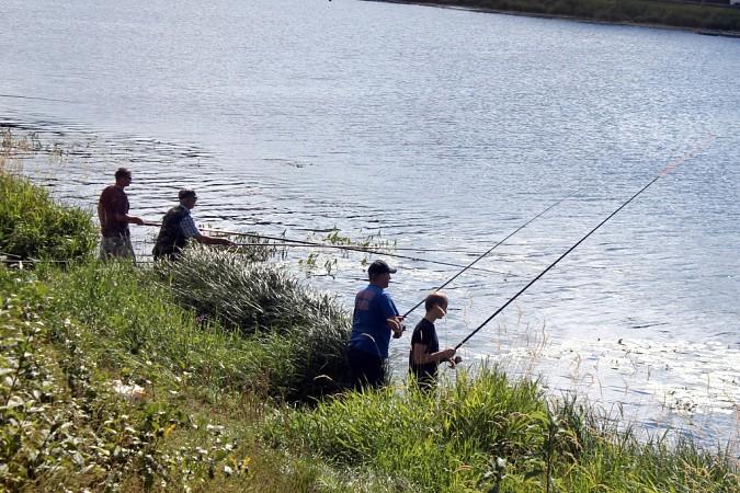 В Кинешме соревновались в ловле на поплавочную удочку фото 2