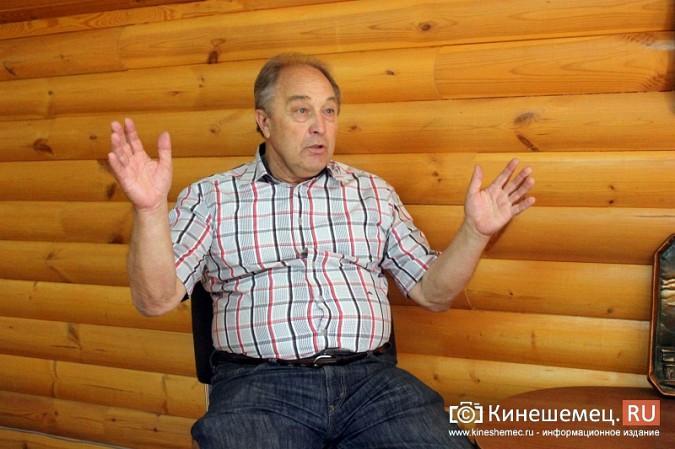 Владимир Шаталов покажет кинешемцам свою частную коллекцию картин фото 4