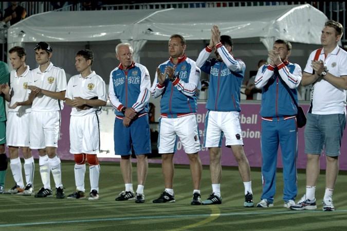 Александр Махов: «Будем бороться за золото Чемпионата мира по футболу» фото 2