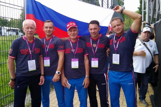 Александр Махов: «Будем бороться за золото Чемпионата мира по футболу» фото 3