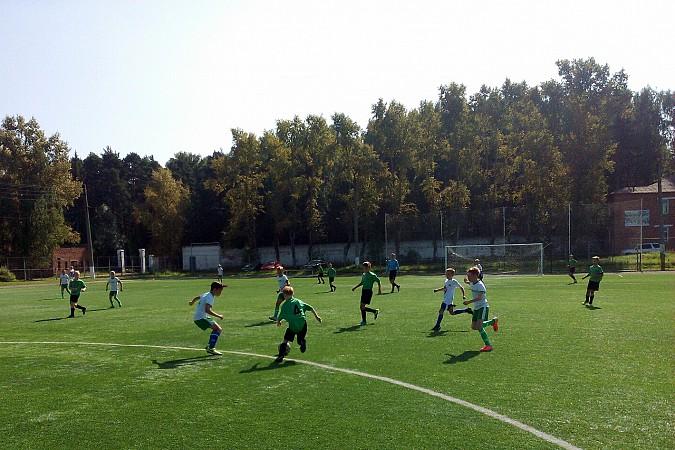 «Наши надежды» провели две игры с командами из Вичуги фото 2