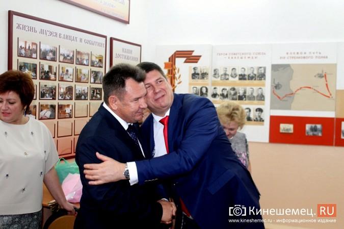 Кинешемский военно-исторический музей школы №18 пополнился новыми экспонатами фото 4