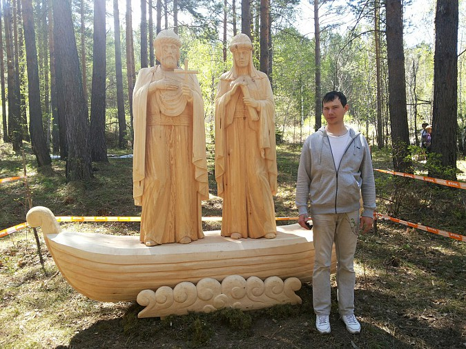 Лучшие скульпторы России по дереву приедут в Кинешму на  День Волжского бульвара фото 6