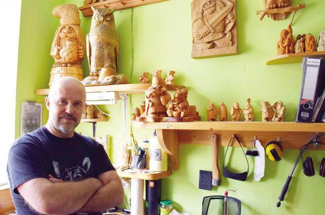 Лучшие скульпторы России по дереву приедут в Кинешму на  День Волжского бульвара фото 5