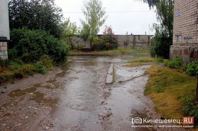 Капитальный ремонт дороги на улице Сеченова обернулся потопом фото 6