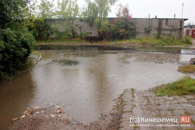 Капитальный ремонт дороги на улице Сеченова обернулся потопом фото 7