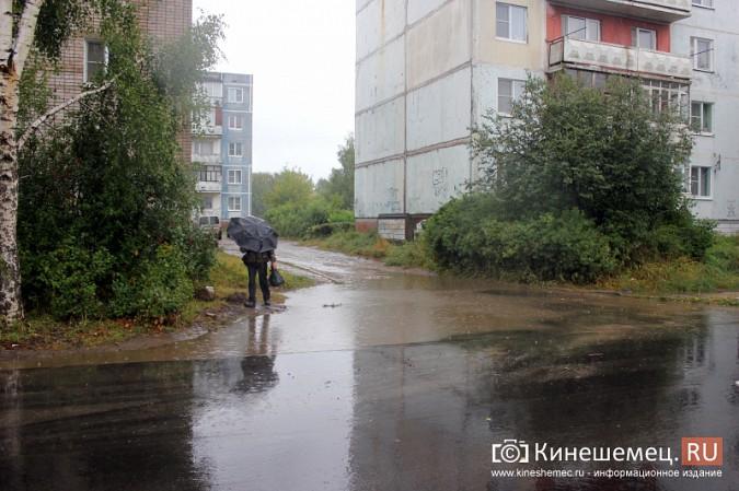 Капитальный ремонт дороги на улице Сеченова обернулся потопом фото 8
