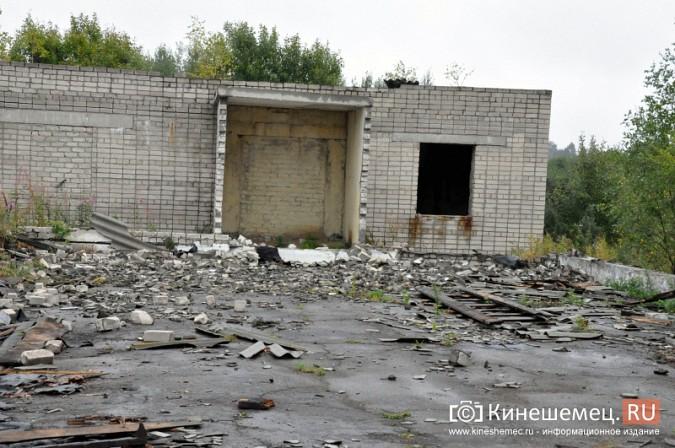 Учебный полигон бывшей химбригады в Кинешме растаскивают по частям фото 23
