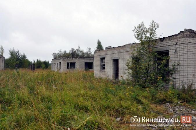 Учебный полигон бывшей химбригады в Кинешме растаскивают по частям фото 8