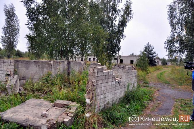 Учебный полигон бывшей химбригады в Кинешме растаскивают по частям фото 5