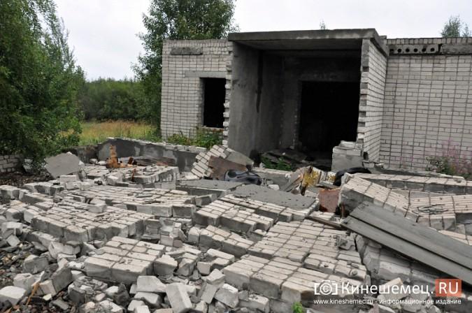 Учебный полигон бывшей химбригады в Кинешме растаскивают по частям фото 20