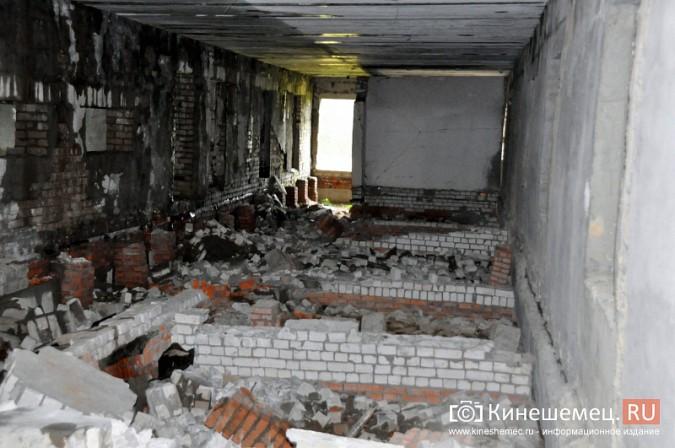 Учебный полигон бывшей химбригады в Кинешме растаскивают по частям фото 22