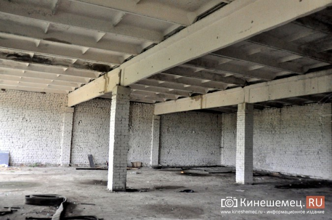 Учебный полигон бывшей химбригады в Кинешме растаскивают по частям фото 24