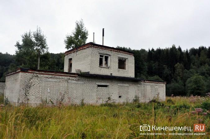 Учебный полигон бывшей химбригады в Кинешме растаскивают по частям фото 11
