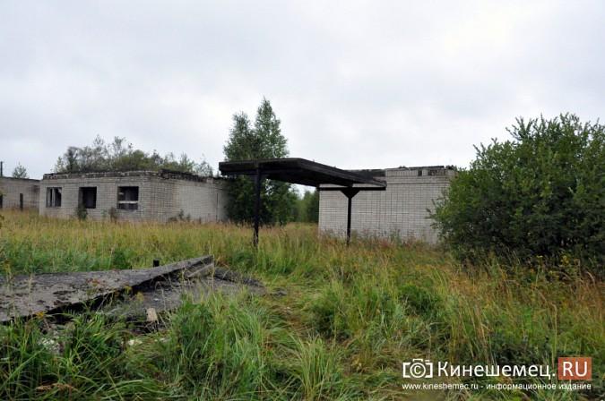 Учебный полигон бывшей химбригады в Кинешме растаскивают по частям фото 9