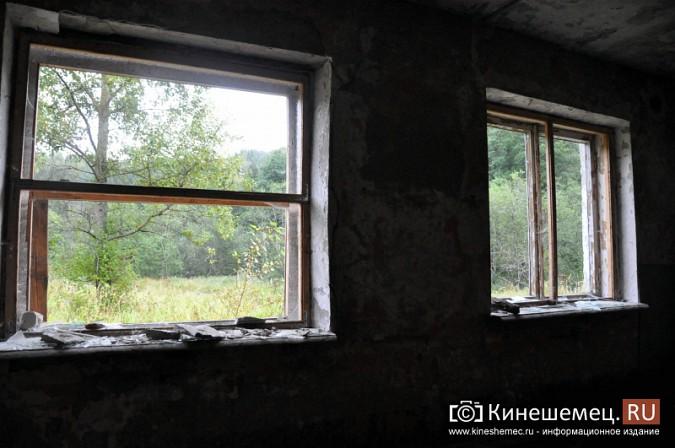 Учебный полигон бывшей химбригады в Кинешме растаскивают по частям фото 19