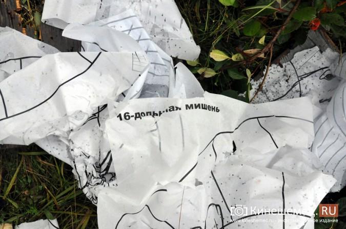 Учебный полигон бывшей химбригады в Кинешме растаскивают по частям фото 14