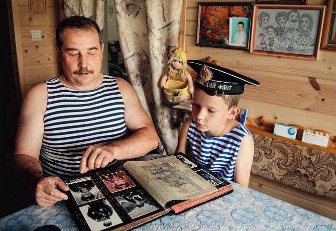 Завершился конкурс на лучшую фотографию «Семейный досуг» фото 24
