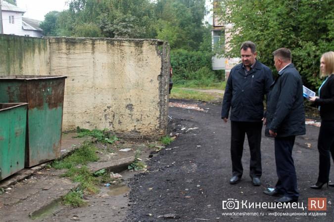 Два года жители добиваются обустройства контейнерной площадки на улице Воеводы Боборыкина фото 6
