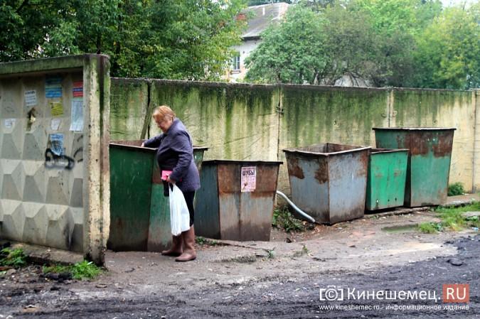 Два года жители добиваются обустройства контейнерной площадки на улице Воеводы Боборыкина фото 2