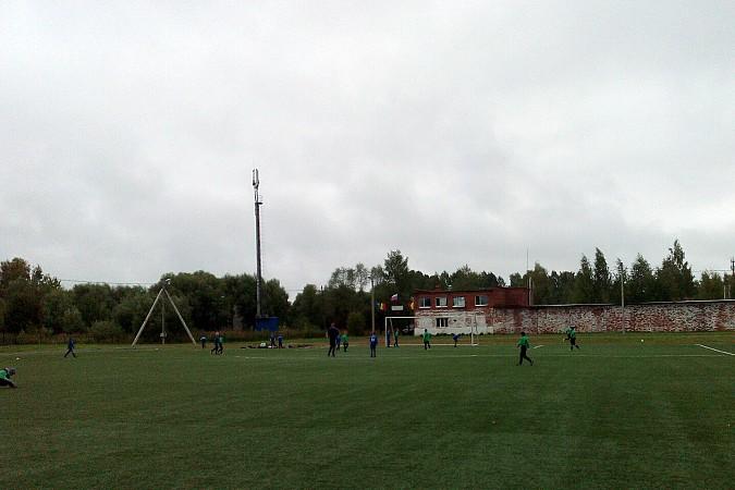 «Наши надежды» уехали на всероссийские футбольные соревнования фото 3
