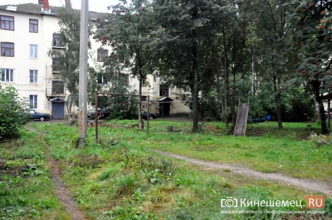 В Кинешме продолжается демонтаж аварийных детских площадок фото 4