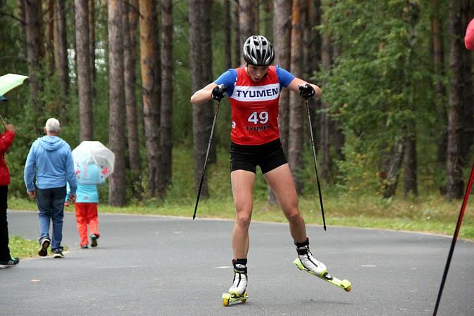Лыжница из Кинешмы на равных сражалась с основным составом сборной России в Тюмени фото 4